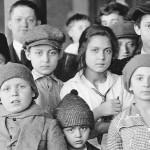 Bambini Ellis Island (1908)