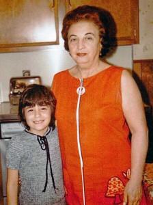 Donna & Grandma Filomena