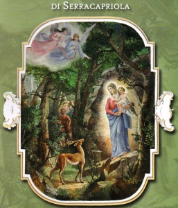 The Madonna and the Little Deer