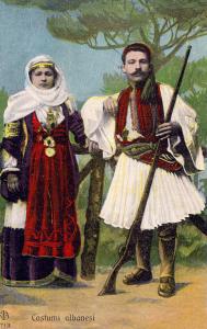 Costumi-Albanesi